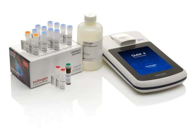 Invitrogen&trade;&nbsp;Qubit&trade; 4 Quantitation Starter Kit&nbsp;<img src=